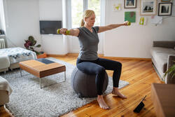 Fitness Over 50: Low-Impact Indoor Workouts from a Performance Coach