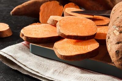 Easy Sweet Potato Turkey Burger Sliders Recipe
