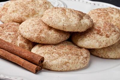 Mini Snickerdoodle Cookie Recipe