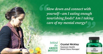 Behind the Green Bottle: Crystal Nicklay