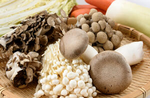 5 Mushrooms for Immunity