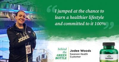 Behind the Green Bottle: Jodee Woods