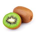Kiwi rich in vitamin C