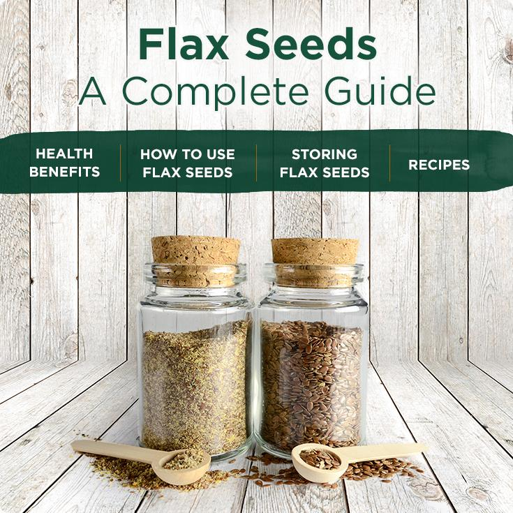 guide to flax seeds