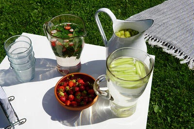 4 Tips for a Healthy Picnic