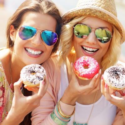 4 Delicious, Healthy Baked Donut Recipe Hacks