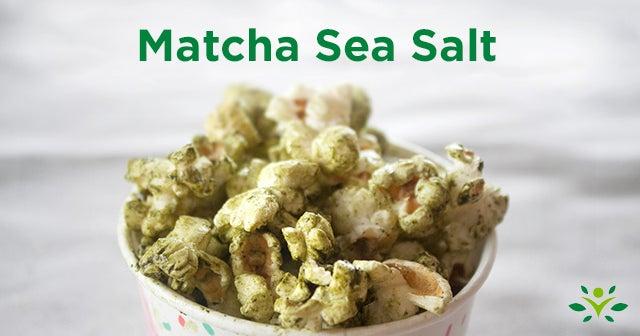 matcha popcorn seasoning recipe