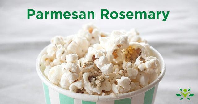 parmesan rosemary popcorn recipe