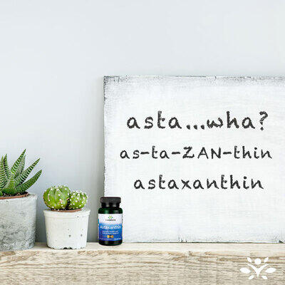 Astaxanthin Benefits for Eye Health: An Antioxidant You Need (But Probably Can't Pronounce)
