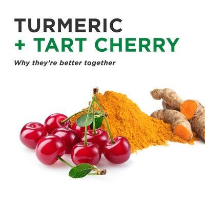 Turmeric & Tart Cherry: Your Winning Antioxidant Combo