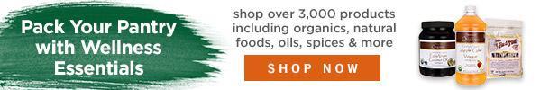 Shop over 3,000 products, including apple cider vinegar, oils, spices & more.