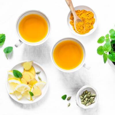 12 Best Herbal Teas for Wellness, Energy, Sleep, Calm and Digestion