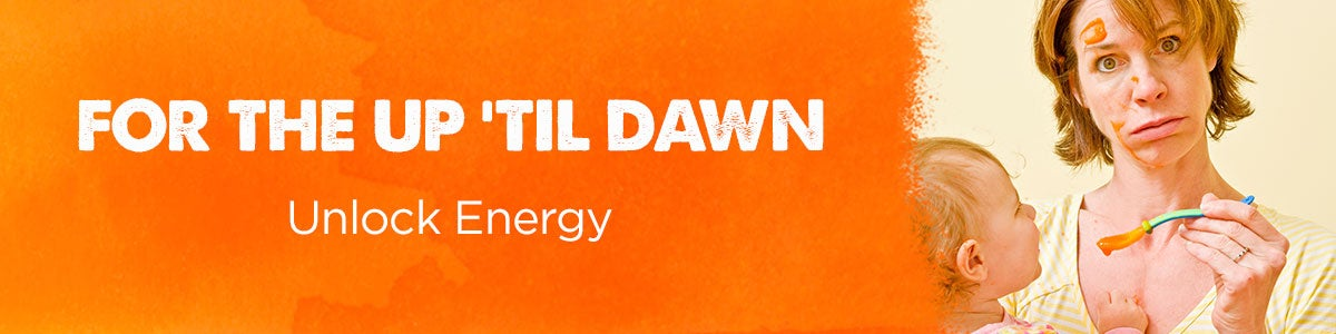 For the up til dawn--unlock energy