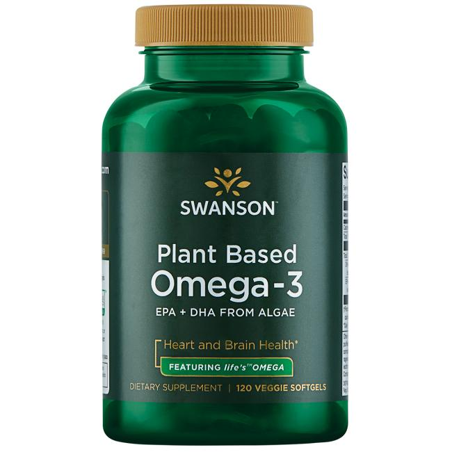 Award-Winning Plant Based Omega 3