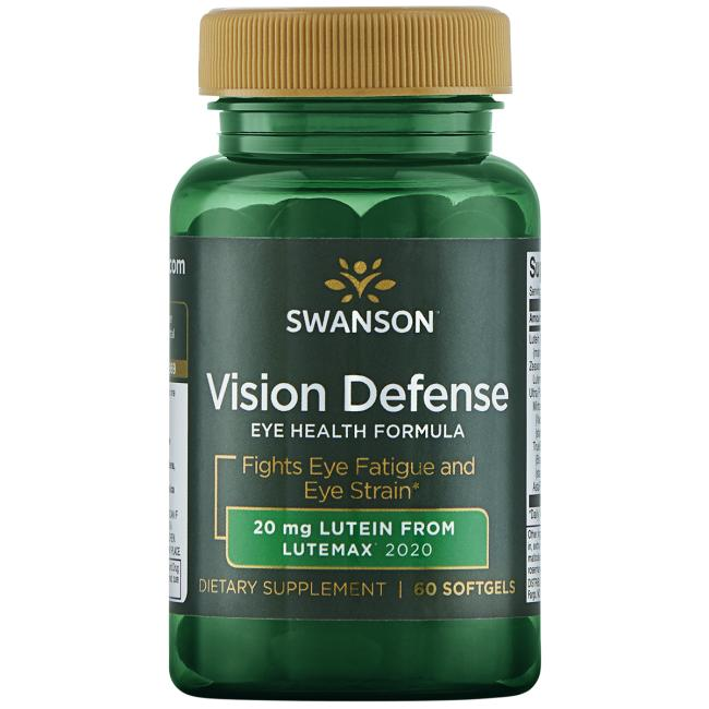 Award-Winning Vision Defense Supplement