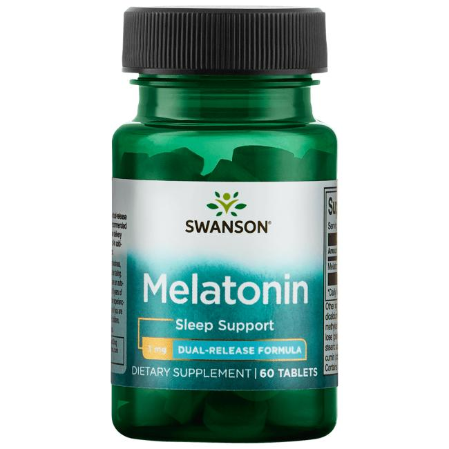 Swanson Melatonin Supplement