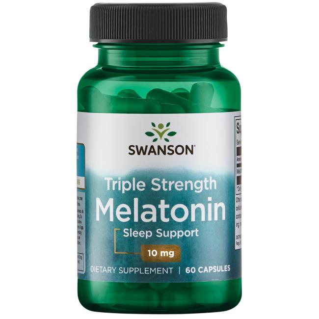 Triple Strength Melatonin