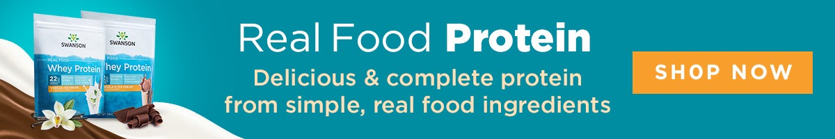 delicious & complete protein from simple, real food ingredients