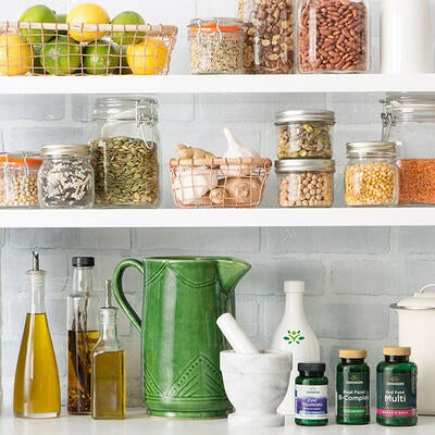Pack Your Pantry: How to Make a Real Food Pantry