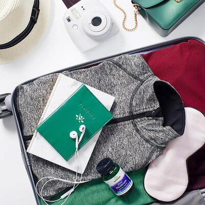 Jetsetter Wellness: Staying Healthy on the Go