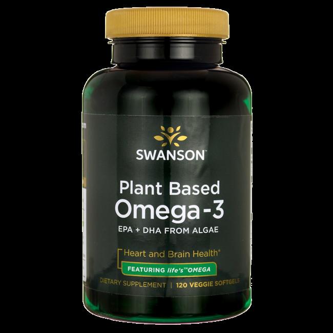 Plant Based Omega 3 Swanson Health