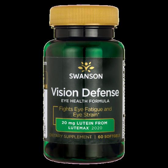 Vision Defense Eye Health Formula Swanson Health