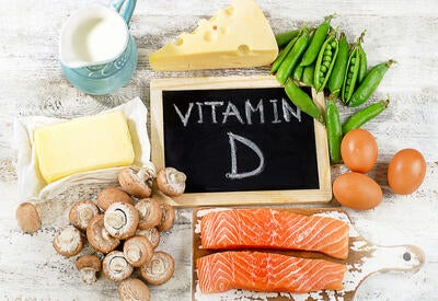 Say Hello to the Sunshine Vitamin: Top Foods High in Vitamin D