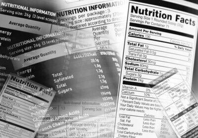Don't Let Nutrition Labels Scare You