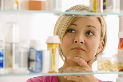 Medicine Cabinet Makeover: Tips for Cleaning Out Your Medicine Cabinet