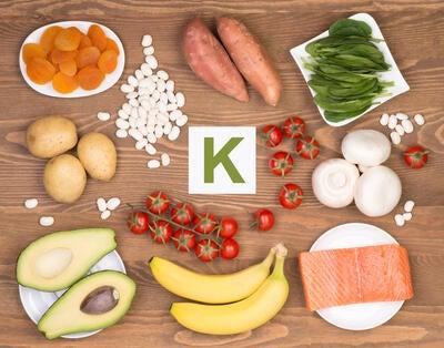 Top Potassium Food Sources & Potassium Health Benefits