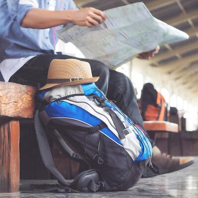 Nervous to Travel? Top Tips to Calm Your Nerves & Stomach