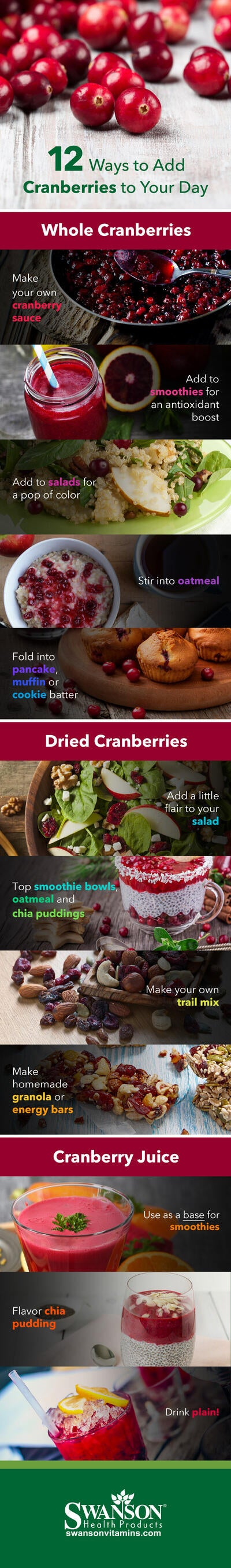 Benefits of Cranberries (Plus 12 Ways to Use Them!)
