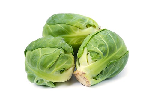brussels sprouts rich in vitamin k2