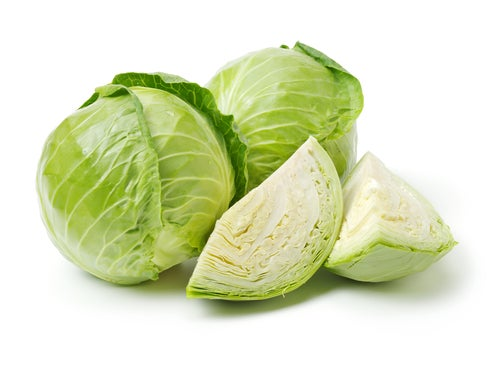 cabbage rich in vitamin k2