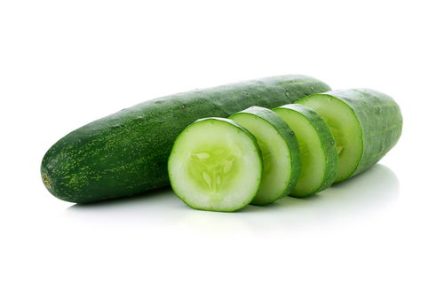 cucumbers rich in vitamin k2