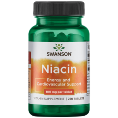 Niacin Benefits and Types