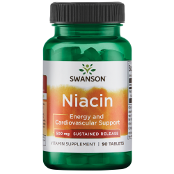 swanson sustained release niacin