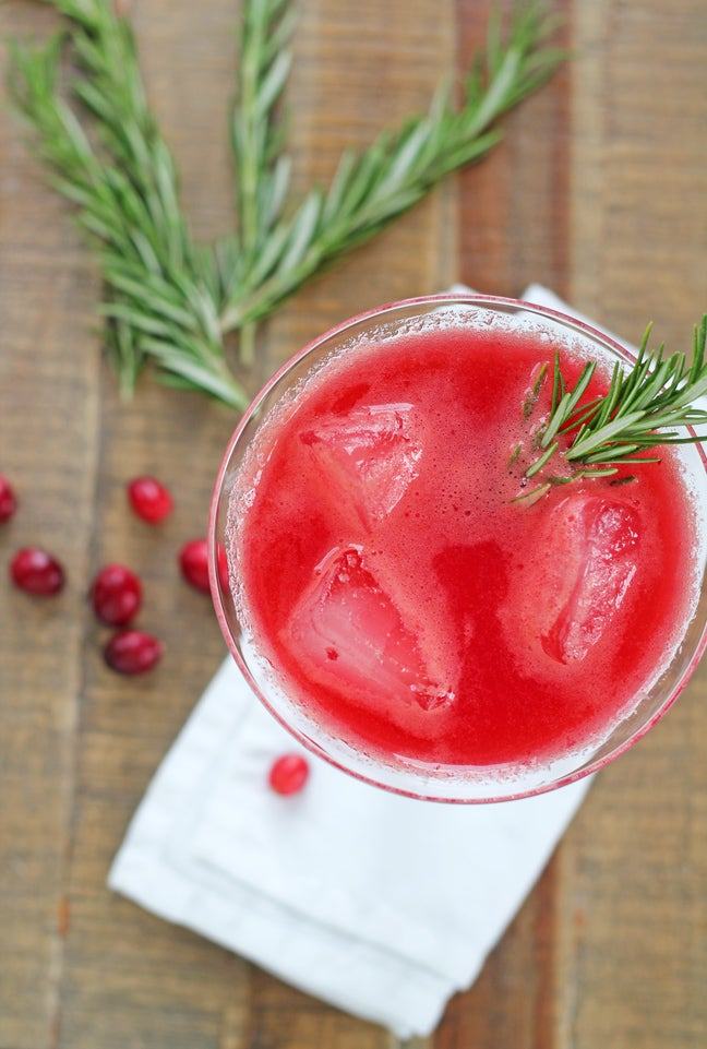 Cranberry Refresher