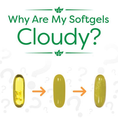 Why Are My Fish Oil Supplements Cloudy?