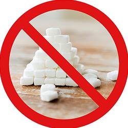 sugar and skin health
