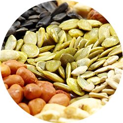 Nuts and Seeds are Healthy for Your Skin