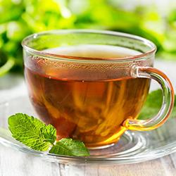 Tea for healthier skin