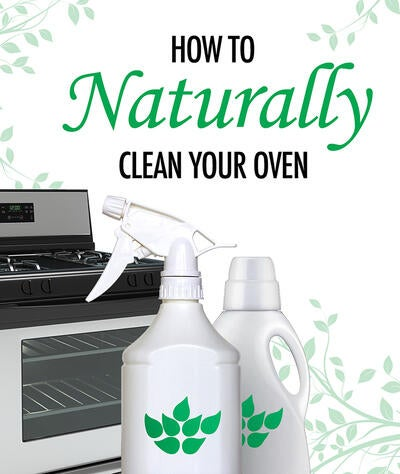 Still Cleaning with Toxic Oven Cleaners? Try the Natural Way!