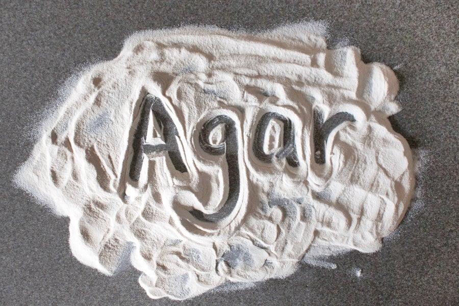 agar for Recipe Thickener