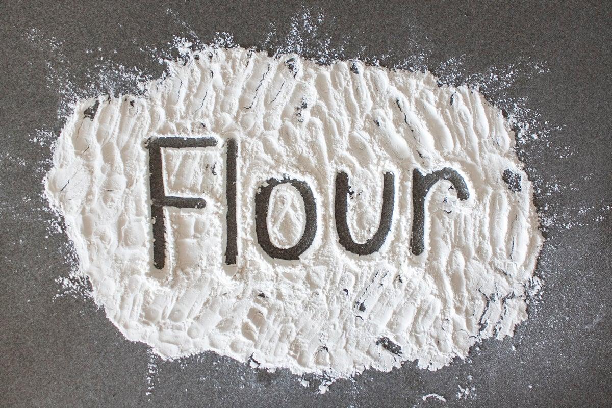 flour for Recipe Thickener