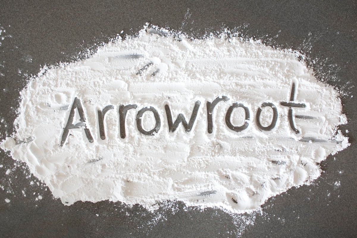 arrowroot for Recipe Thickener