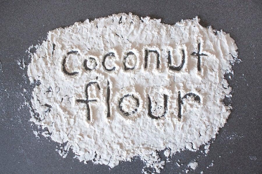 coconut flour for Recipe Thickener