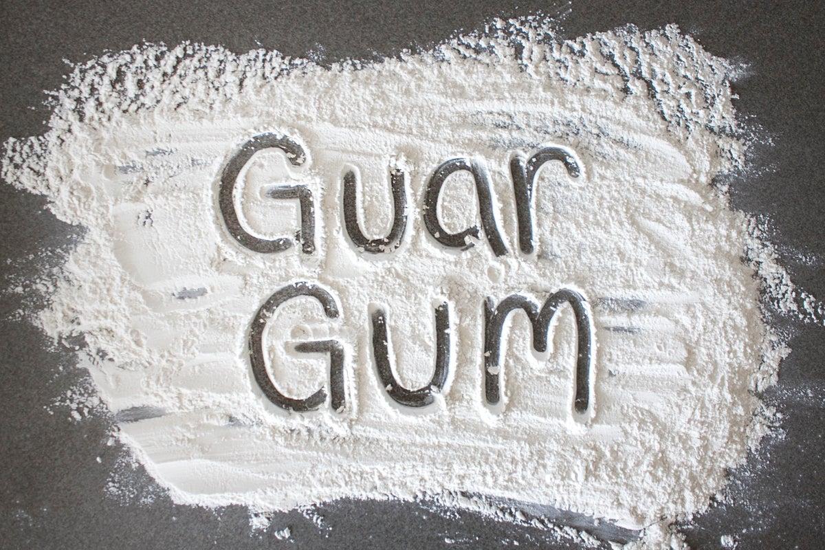 guar gum for Recipe Thickener