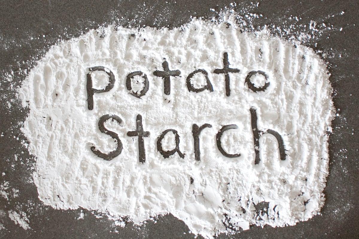 potato starch for Recipe Thickener