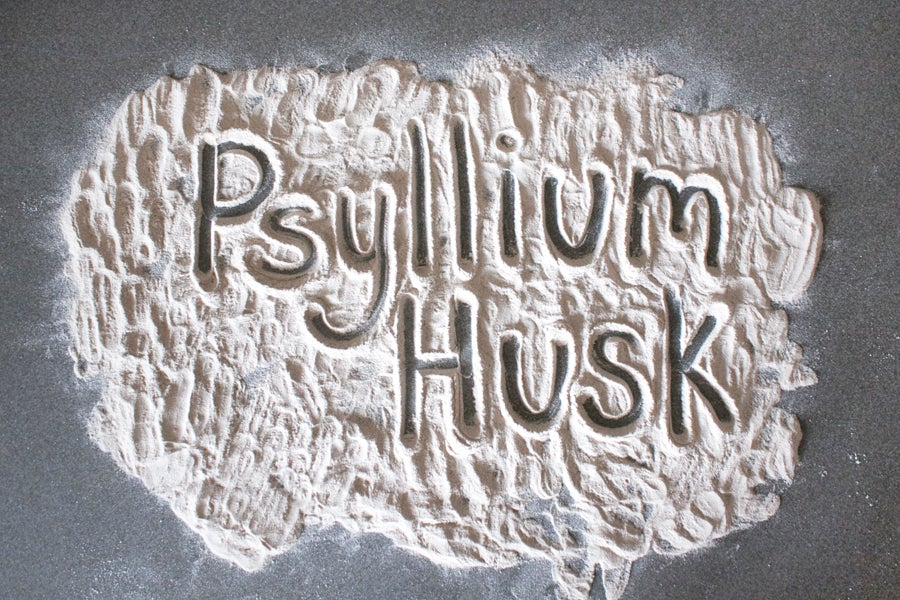 psyllium husk for Recipe Thickener